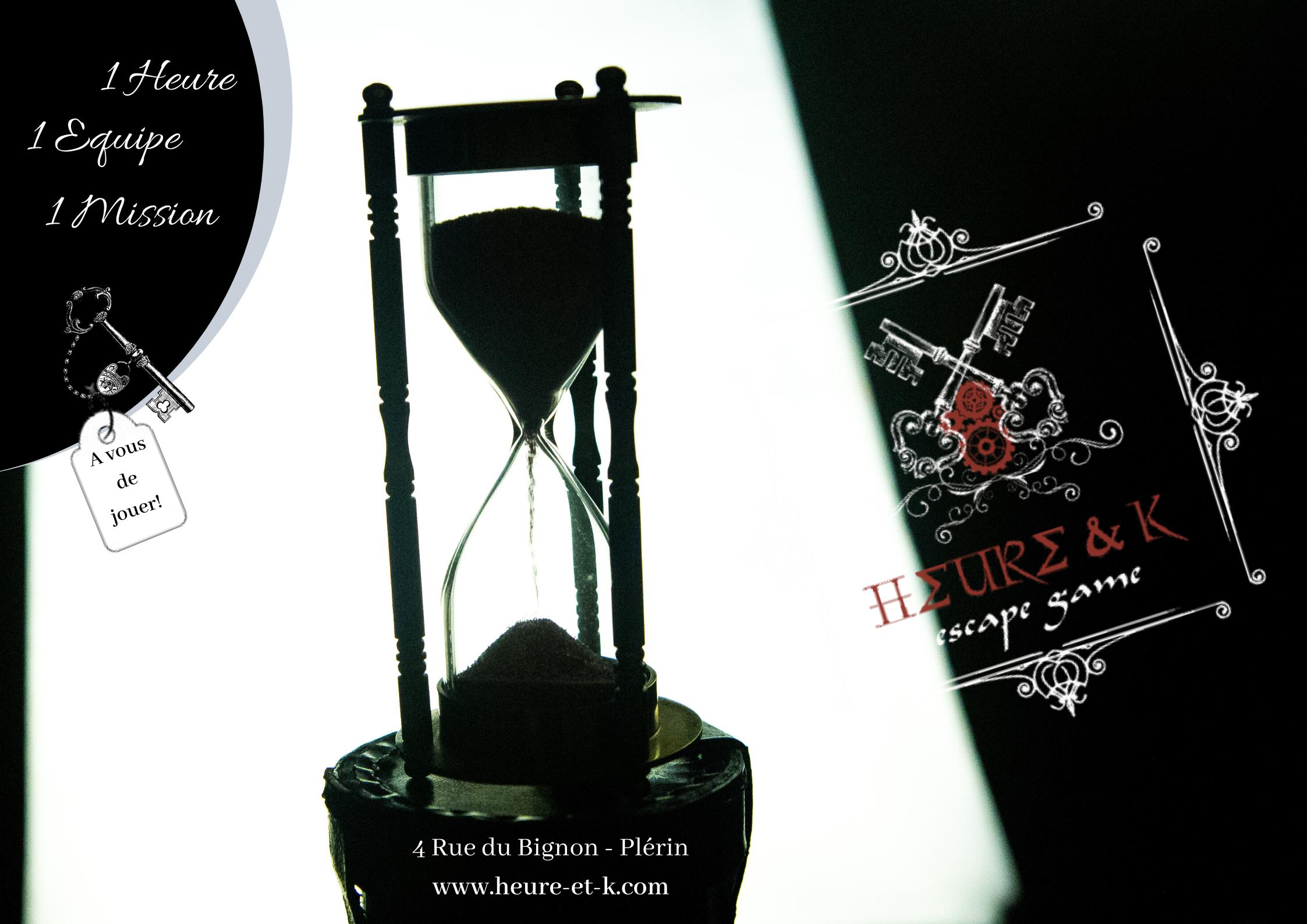 Heure et K Escape Game-Plerin-4